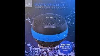 (EPISODE 1,516) UNBOXING VIDEO: ILIVE WATERPROOF BLUETOOTH SPEAKER ( iliveelectronics.com)