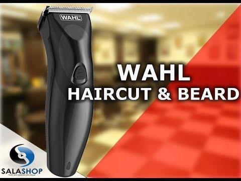 4376b932d Unboxing Apresentação Máquina de Cortar Cabelo Sem Fio Wahl Haircut & Beard