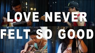 Love Never Felt So Good - Michael Jackson (Covered by The WarehouseCollabs)