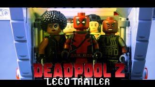 Deadpool 2 Trailer in LEGO