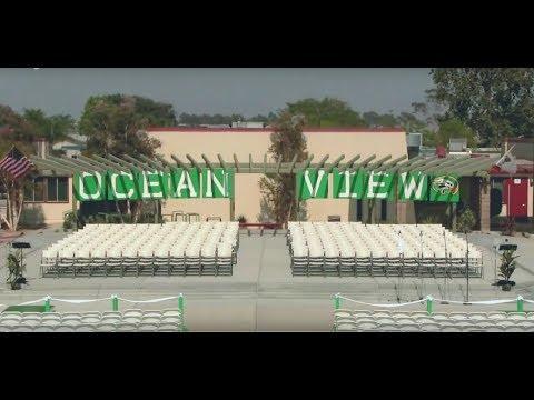 Oceanview Junior High School Promotion 2017