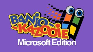 Banjo-Kazooie for the Microsoft -  RelaxAlax