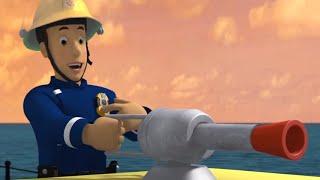 Sam il Pompiere italiano 🚒Pronto a spegnere il fuoco 🔥Cartoni animati