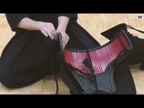 How To Put Away Your Bogu For Carrying