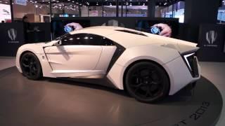The most expensive car in the world , $ 3.5 Million, Qatar - أغلى سيارة فى العالم