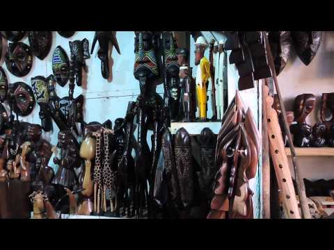 Visit At The Center For National Culture And Art In Accra - [GHANA]