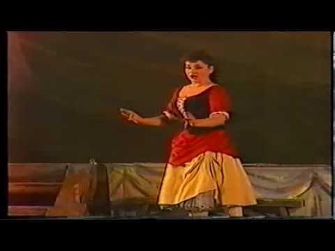 Гізела Ципола арія Недди Pagliacci LIVE Kyiv 1985