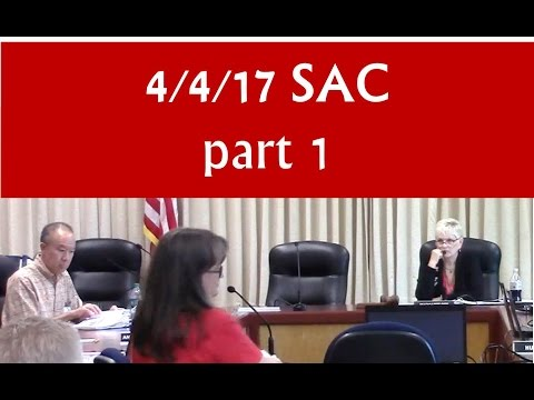 Apr 4, 2017 – Hawaiʻi BOE Student Achievement Committee meeting (SAC) [part 1 of 2]