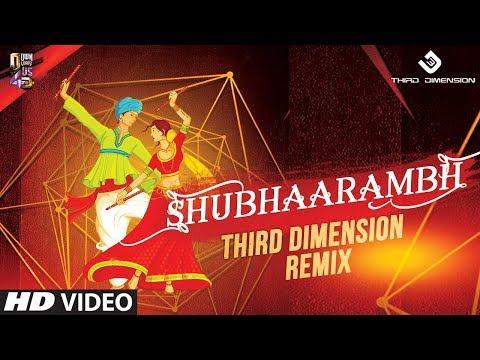 Shubharambh Remix  Third Dimension  Kai Po Che  Amit Trivedi