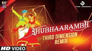 Shubharambh (Remix) | Third Dimension | Kai Po Che | Amit Trivedi