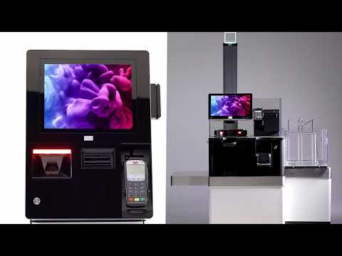Diebold Nixdorf Self-Checkout: Rugged, Best-In-Class Retail Solutions