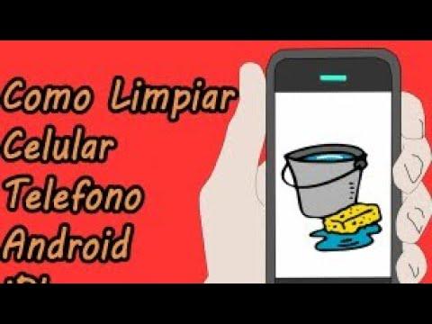 Como limpiar la pantalla de tu celular (kevin play games)