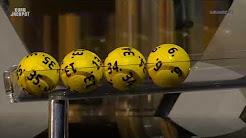 Eurojackpot: Ziehung der Gewinnzahlen