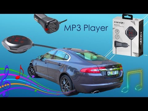 The MP3 to have if your car doesn't have USB or SD