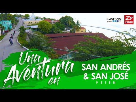 Una Aventura en San Andrés y San José, Petén / GoPro whit Zhiyun Smooth Q