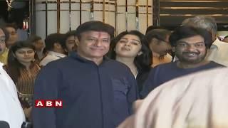 NTR Mahanayakudu Premiere Show | Balakrishna | Chandrababu Naidu | ABN Telugu