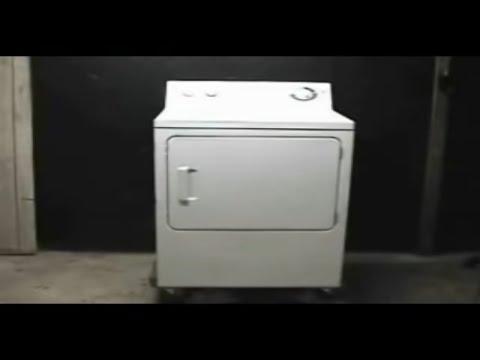 GE dryer not tumbling