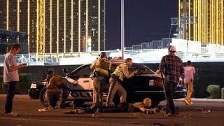 Desde este lugar atacó el tirador de Las Vegas