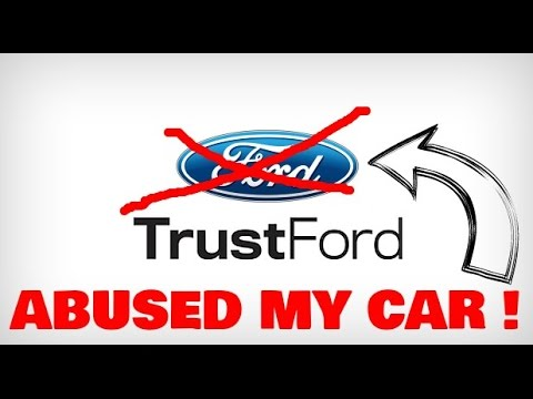 FORD GARAGE ABUSED MY CAR! Courtesy Car VLOG/Rant [PART 1]