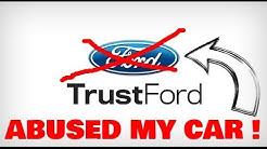 FORD GARAGE ABUSED MY CAR! Courtesy Car VLOG/Rant [PART 1]