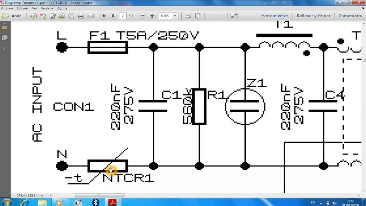 El Termistor S U00edmbolo Electr U00f3nico Diagrama Fuente