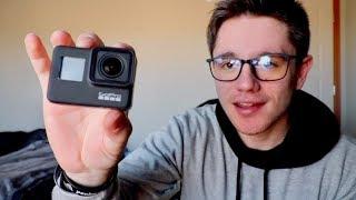 The Brand New GoPro Hero 7