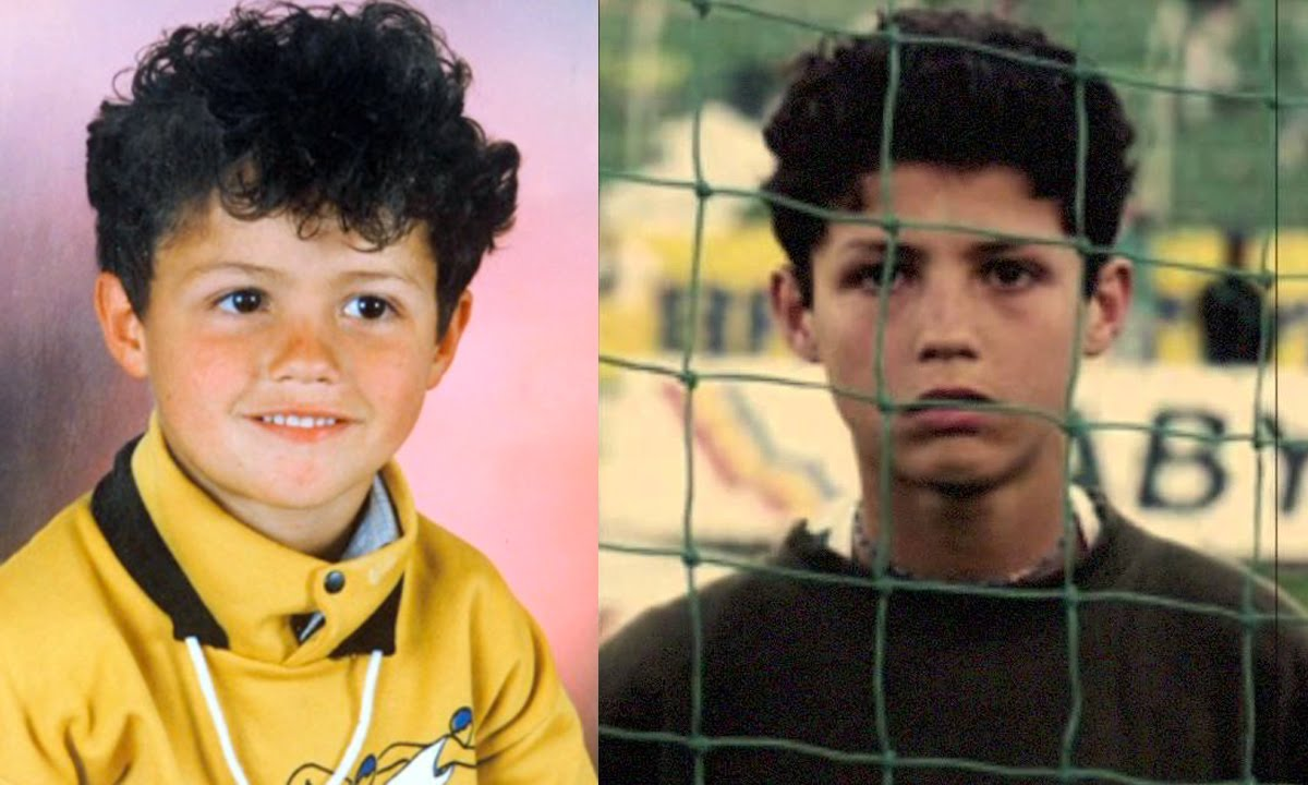Cristiano Ronaldo The Story Of His Childhood Youtube