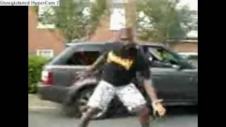 """Quinton """"Rampage"""" Jackson Dancing remix"""
