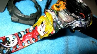 38576768e05 G Shock GD100 Custom Halloween Manga Unboxing and review byTheDoktor210884