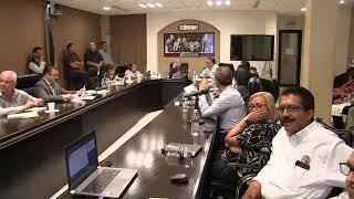 Presentan las autoridades Universitarias su postura ante la posible modificación de la ley 4