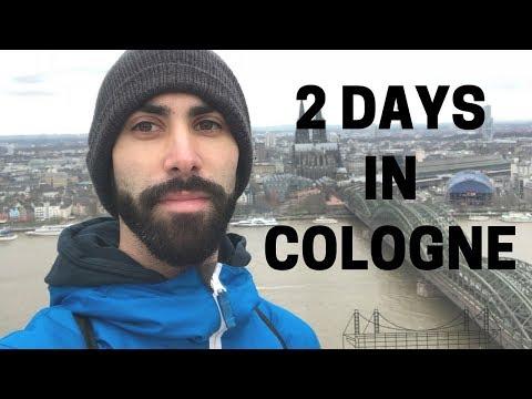 2 GIORNI A COLONIA (Köln) [GoPro Travel Vlog]