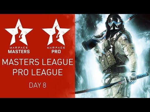 Warface Open Cup Season XIV: Masters League & Pro League.  Day 8 thumbnail