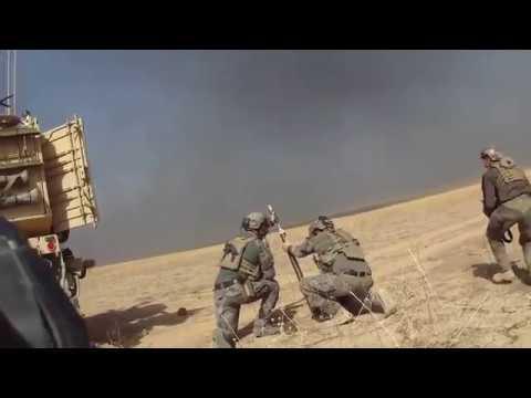 Marine Raiders Syria