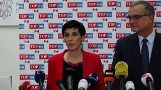 TOP 09 žádá zveřejnění auditu Evropské komise