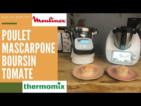 duel-de-recettes-:-poulet-mascarpone-boursin-tomate-(-companion-touchxl-vs-tm6-par-sand-cook&look-)