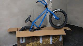 Eastern Javelin 2019 - распаковка и сборка BMX велосипеда