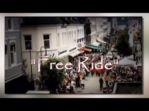 Free Ride By Edgar Winter Group With Lyrics (Malta Power Boat Races)