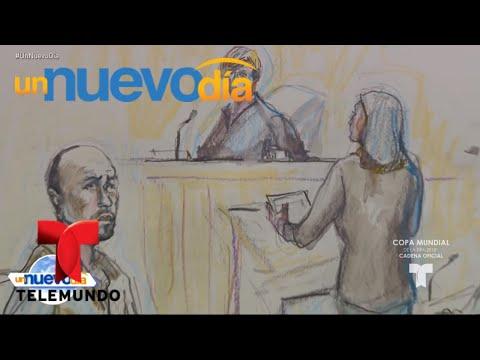 ¡Esteban Loaiza no podrá salir en libertad bajo fianza! | Un Nuevo Día | Telemundo