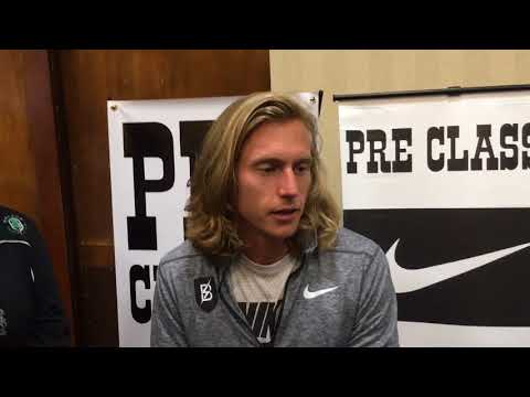 Watch: Olympic silver medalist Evan Jager has a big goal for the 2018 outdoor season
