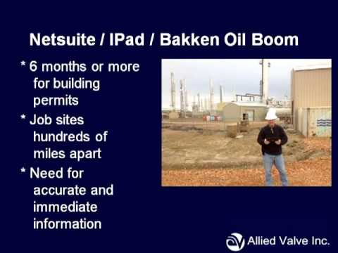 How Allied Valve Used the Cloud to Expand in Bakken Oilfield