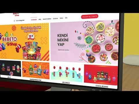 Türkiye'nin en tatlı online shop'u Bebetoshop açıldı. #bebeto #bebetoshop