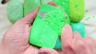 1 HOUR ASMR. Soap cubes only. Very satisfying relax sound.Compilation #2
