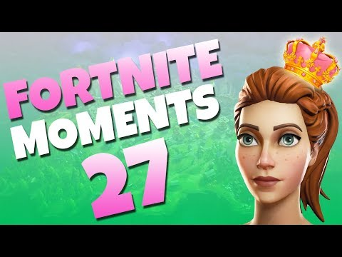 THE NEW LAUNCH PADS ARE AWESOME!! | Fortnite Daily Funny and WTF Moments Ep. 27 thumbnail