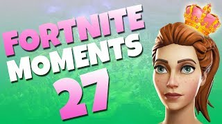 THE NEW LAUNCH PADS ARE AWESOME!!   Fortnite Daily Funny and WTF Moments Ep. 27