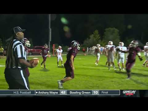 Eastwood at Rossford HS Football