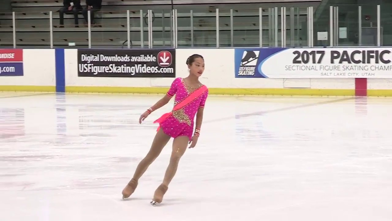 2017 Pacific Coast Sectional Ch&ionship Intermediate Ladies Short Program - Caroline Harris - YouTube : harris sectional - Sectionals, Sofas & Couches