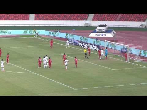 Thailand v Myanmar 1st half