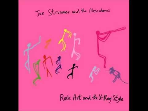 Joe Strummer and The Mescaleros - Rock Art and the X-Ray Style (full album)