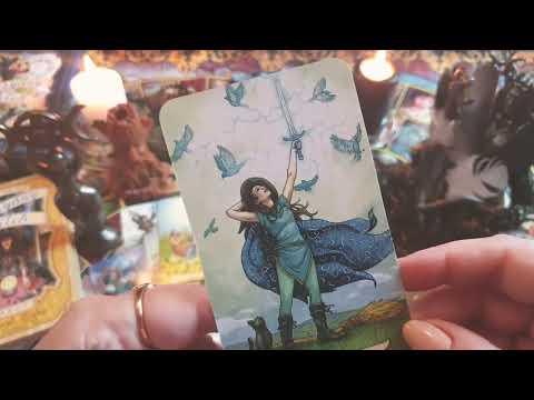Повседневное таро ведьм. Everyday Witch Tarot.