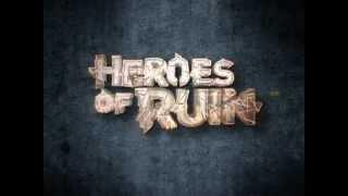 Heroes of Ruin - Trailer 1